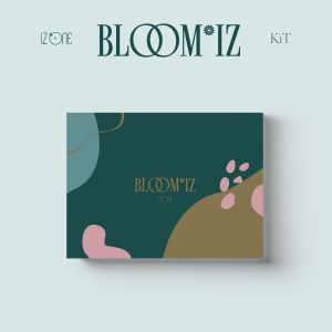 [IZ*ONE] - FullAlbum Vol.1 [BLOOM*IZ] (Kit Album)