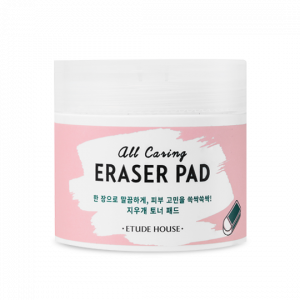 ETUDE HOUSE - All Caring Eraser Pad (60sheets)