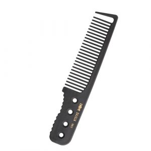 "[Dajuja] Carbon Ceramic Hair Cutting Comb SM-5 (186mm 7.3"")"