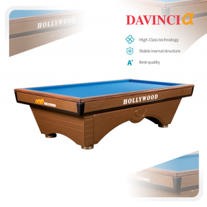 DAVINCI Alpha - Carom Billiard table