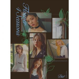 [DIA] - Mini Album Vol.6 [Flower 4 Seasons] (Seasons Ver.)