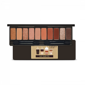 [ETUDE HOUSE] Play Color Eyes #Caffeine Holic (0.8g X 10color)