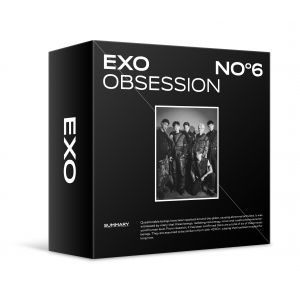 [EXO] - Album Vol.6 [OBSESSION (OBSESSION Ver.)] (Kit Ver)