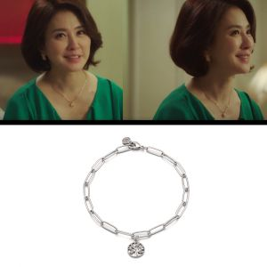 MINWHEE ART JEWELRY - Lies of lies, World tree Pendant Bracelet