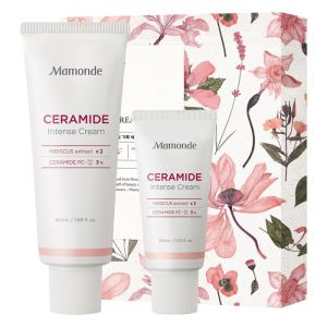 [MAMONDE] Ceramide Intense Tube Cream Gift Set (50ml)