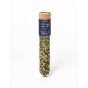 No.741 Lemony Oolong Tea -Glass Tube Case - 22g