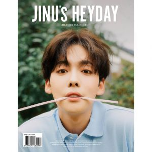 [WINNER : JINU] 1st Single Album - JINU's HEYDAY (SOFT Ver.)