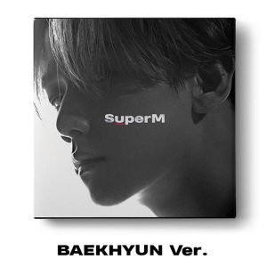 [SuperM] - Mini Album Vol.1 [SuperM] (BAEKHYUN Ver.)