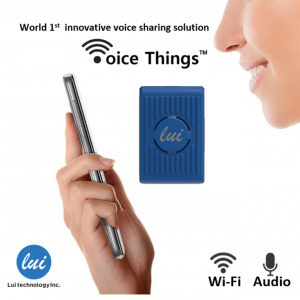 Voice Things VT2010T- Local Wi-Fi 1:N Smart Communication (14 users)