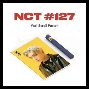 pre-order [NCT 127] - Wall Scroll Poster (TaeYong ver)