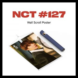 pre-order [NCT 127] - Wall Scroll Poster (Jungwoo ver)