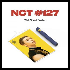 pre-order [NCT 127] - Wall Scroll Poster (Johnny ver)