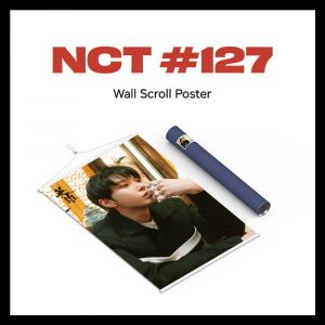 pre-order [NCT 127] - Wall Scroll Poster (Doyoung ver)