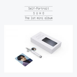 [SUHO] - PHOTO PROJECTION KEYRING