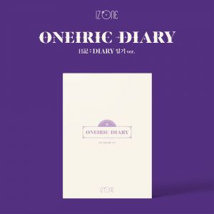 [IZ*ONE] - Mini Album Vol.3 [Oneiric Diary] (Diary Ver.)