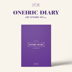 [IZ*ONE] - Mini Album Vol.3 [Oneiric Diary] (Oneiric Ver.)