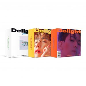 [BAEK HYUN] - Mini Album Vol.2 [Delight] (Kit Ver.) (Random Ver.)