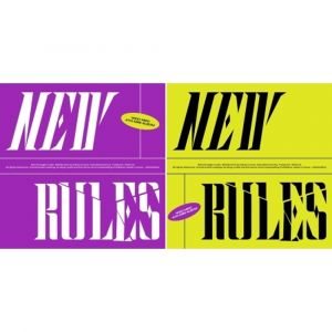 Weki Meki - Mini Album Vol.4 [NEW RULES]  Break ver. + Take ver. SET