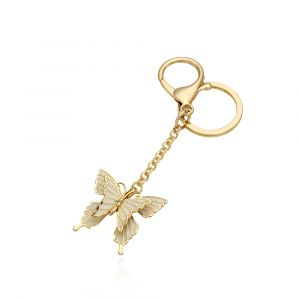 MINWHEE ART JEWELRY - butterfly Key ring