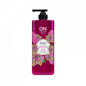 [on the body] sweet love perfume body wash (500g)