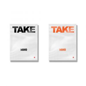MINO - 2nd FULL ALBUM [TAKE] SET