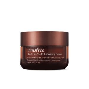 innisfree-BLACK TEA YOUTH ENHANCING CREAM 45ml