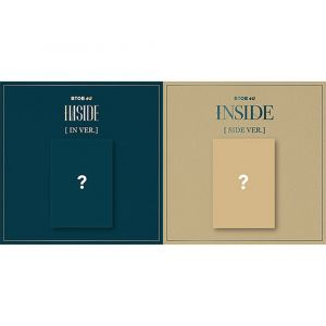 BTOB4U - MINI Album [INSIDE] SET