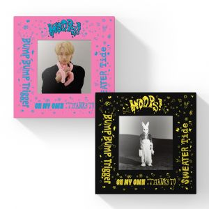 WOODZ - THE 2nd MINI ALBUM [WOOPS!] SET