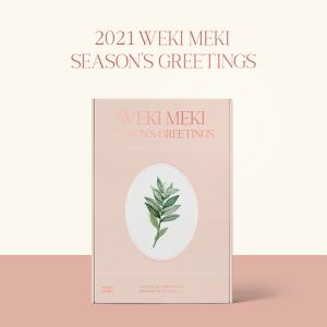 Weki Meki - 2021 SEASONS GREETING
