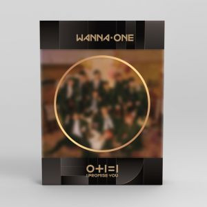 [WANNA ONE] 0+1=1 [I PROMISE YOU] (Night Ver.) Mini Album Vol.2