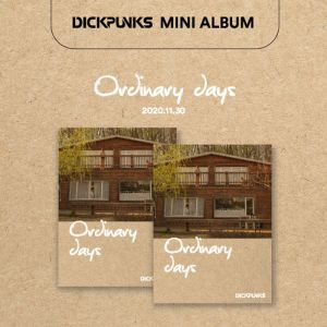 DICKPUNKS - MINI ALBUM [Ordinary Days]