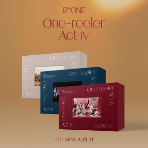 IZ*ONE - 4th Mini Album [One-reeler / Act Ⅳ] SET