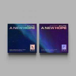 AB6IX - 3RD EP REPACKAGE [SALUTE : A NEW HOPE] (SET)