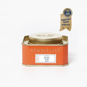 No.113 Black Yuzu Black Tea-35g