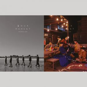 [BTOB] Special Album - HOUR MOMENT (SET : HOUR + MOMENT Ver.)