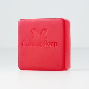 Cooingsoap skin toner cleansingbar Strawberry 100g