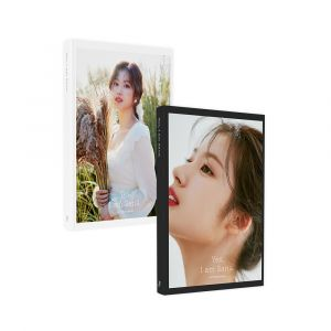 Sana - [Yes, I am Sana] 1ST PHOTOBOOK (White Ver.)