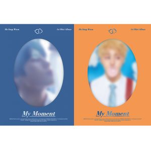 [Ha Sung Woon] Mini Album Vol.1 - My Moment (Daily / Dream Ver.)