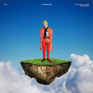 [SHINee : KEY] Repackage Album Vol.1 - I Wanna Be