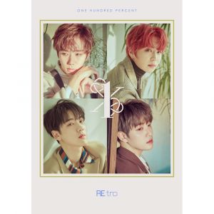 [100%(100 PERCENT)] - 6th Mini Album [RE:tro] (NEW ver.)