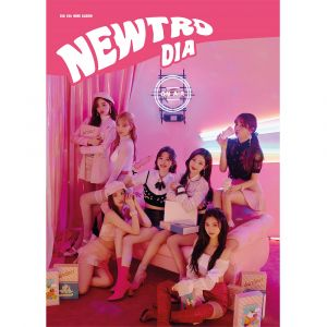 [DIA] 5th Mini Album - NEWTRO