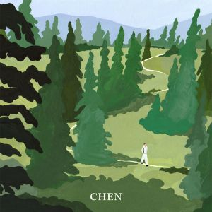[EXO : CHEN] 1st Mini Album - April, and a flower (April Ver.)