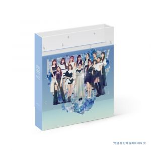 [IZ*ONE] 2nd Mini Album - HEART*IZ (Sapphire ver.)