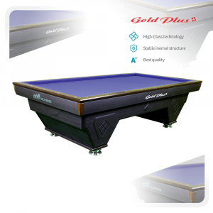GoldPlus - Carom Billiard table