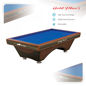 GoldPlus S - Carom Billiard table