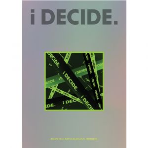 pre-order [iKON] - Mini Album Vol.3 [i DECIDE] (GREEN Ver.)