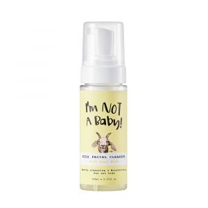 INAB-Kids Facial Cleanser with Goat Milk 150ml