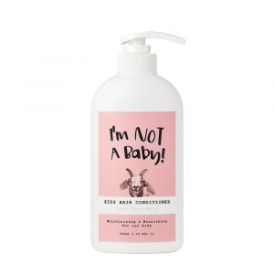 INAB_Kids Hair Conditioner with Goat Milk 500ml
