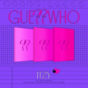 ITZY - 4th Mini Album [GUESS WHO](DAY+NIGHT+DAY&NIGHT SET)
