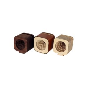 Wood speaker (1whole)